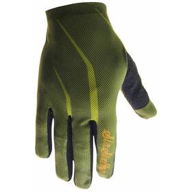 SixSixOne Raji Handschuhe deep forest green